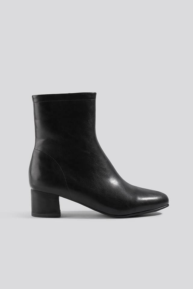 Soft Ankle Boots NA-KD Shoes