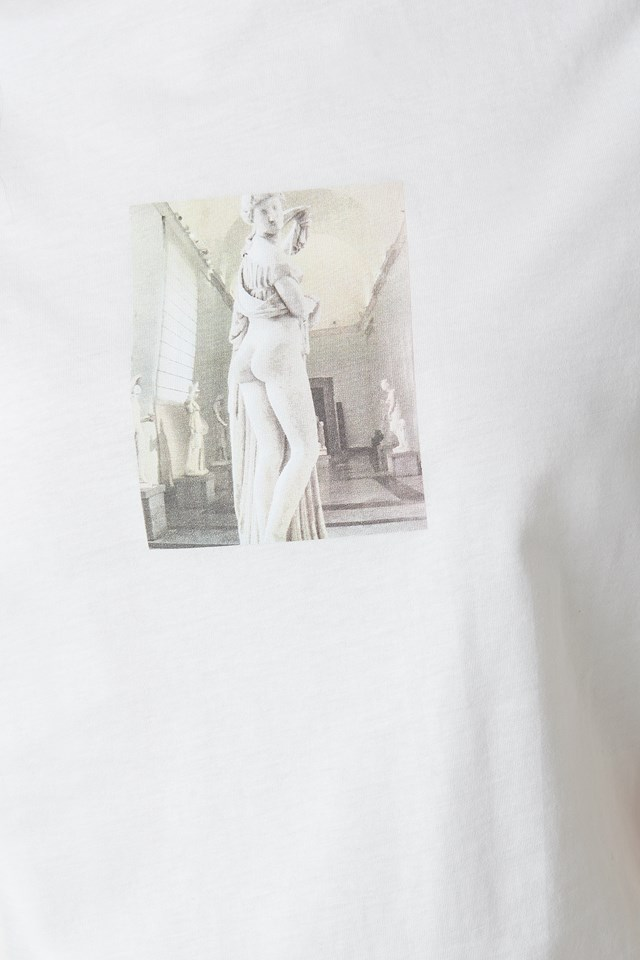Statue T-shirt Off White
