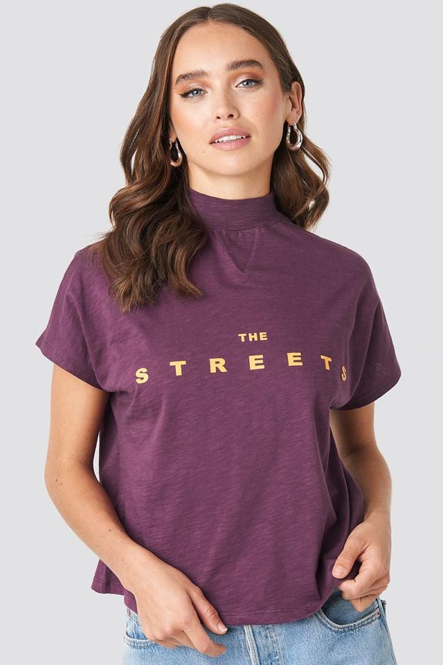 Streets Cap Sleeve Top NA-KD