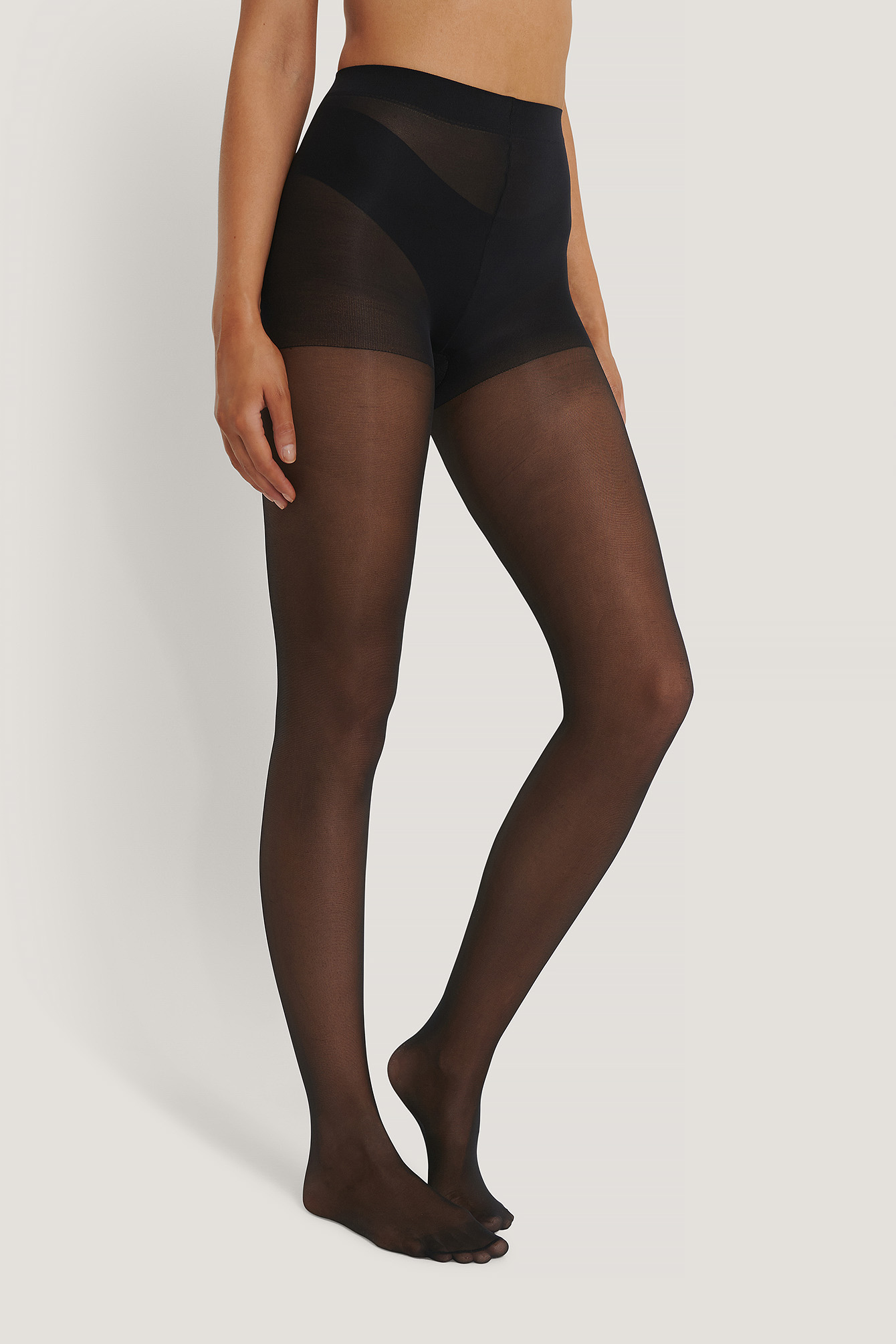 Black Tights 30 DEN 2-pack