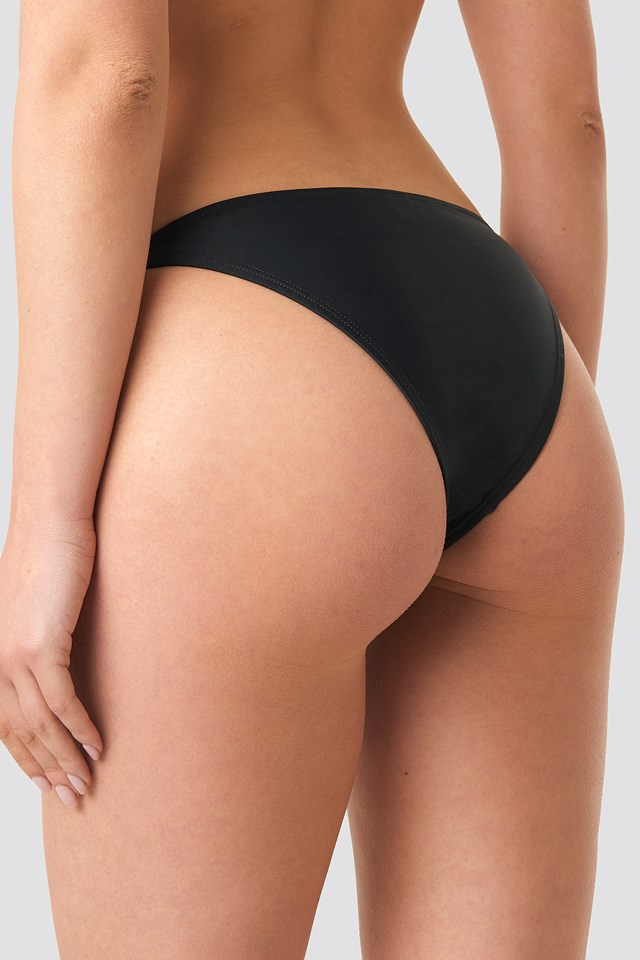 Triangle Panty Black