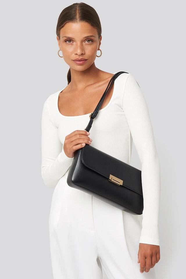 Wide Clutch Bag NA-KD Accessories