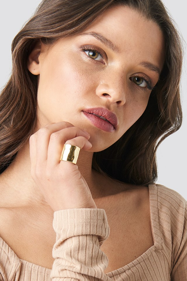Wide Pinky Ring NA-KD Accessories