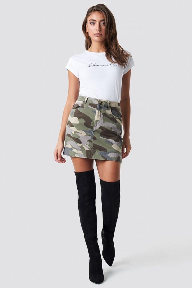 Camo Skirt Camo