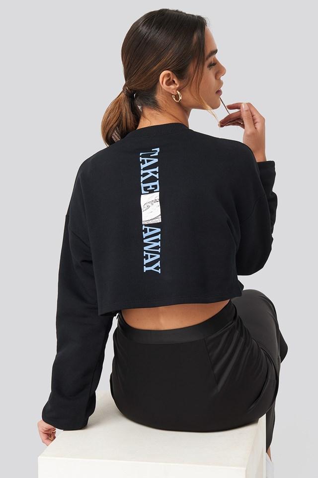 Take Away Sweater Black