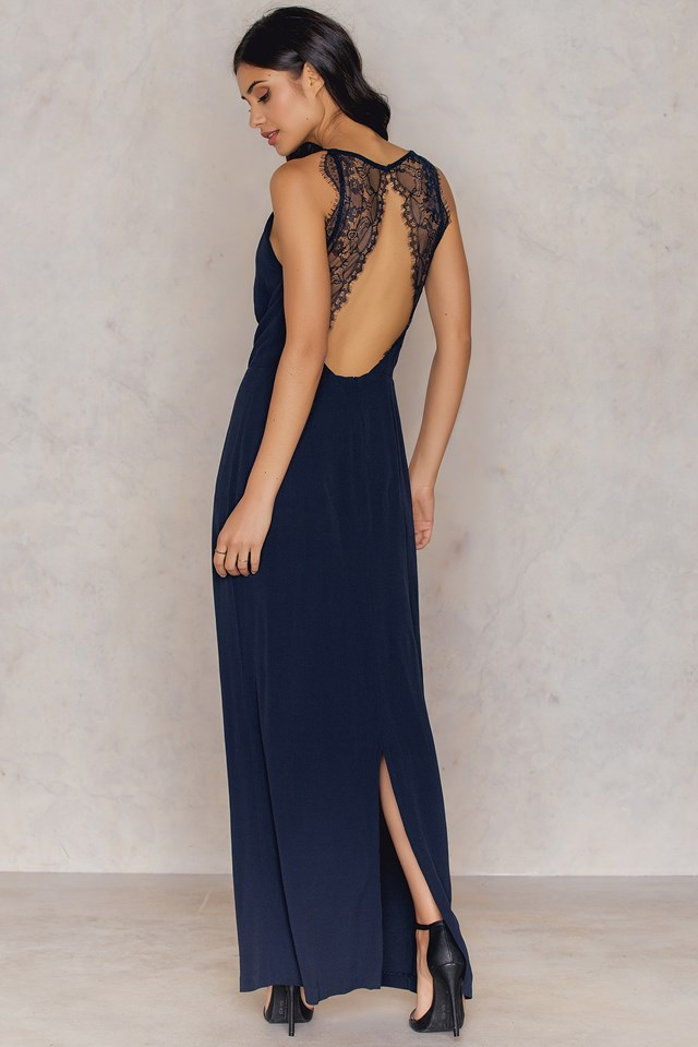 Willow Dress Long Total Eclipse