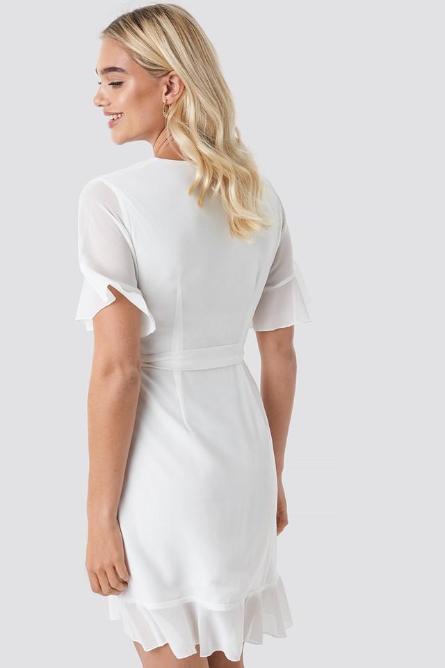 Greto Dress Cream