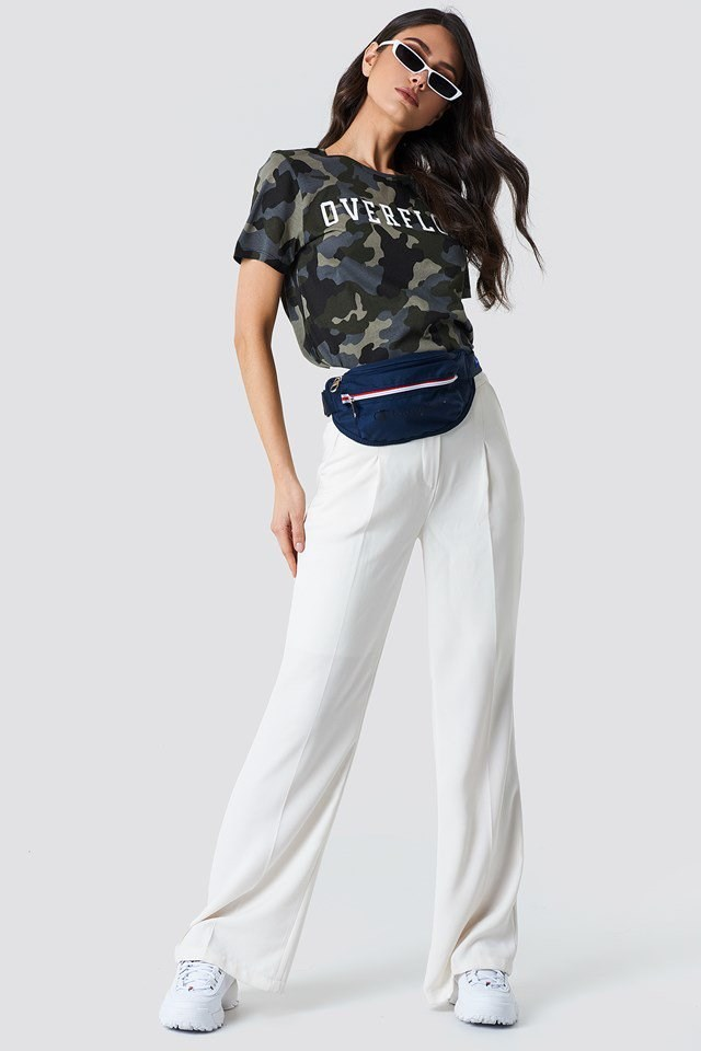 Everyday Army T-shirt Outfit