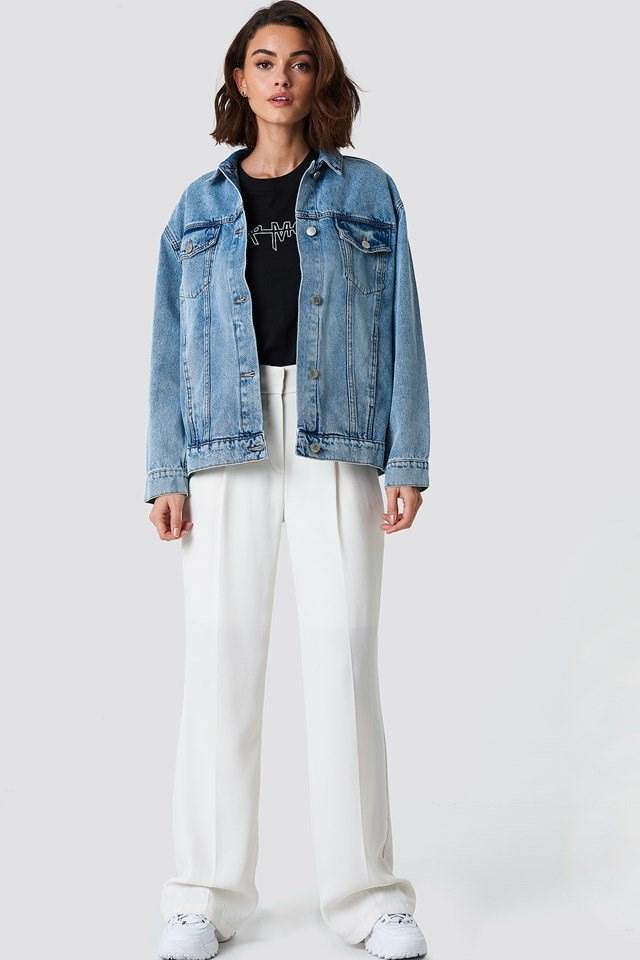 Upsize Jacket Outfit