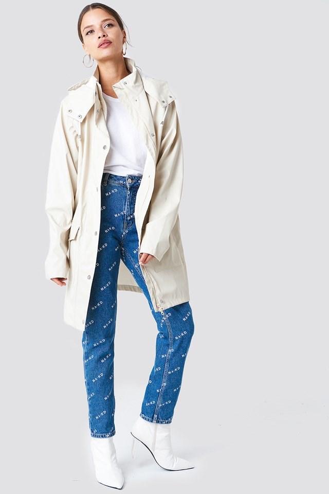 Rain Jacket Outfit