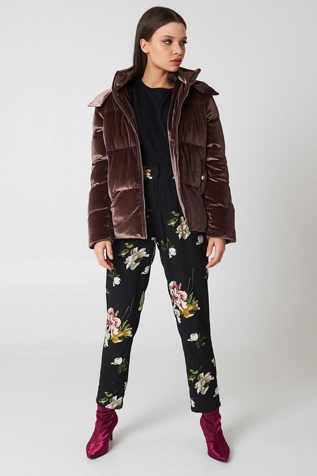 Velvet Jacket Outfit