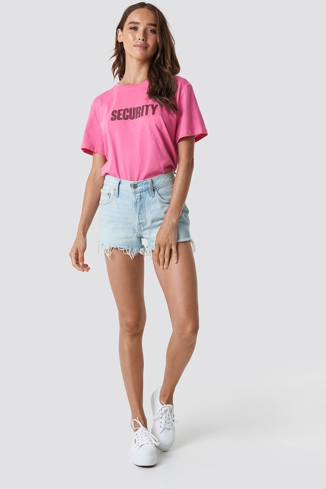 Security Oversized T-shirt
