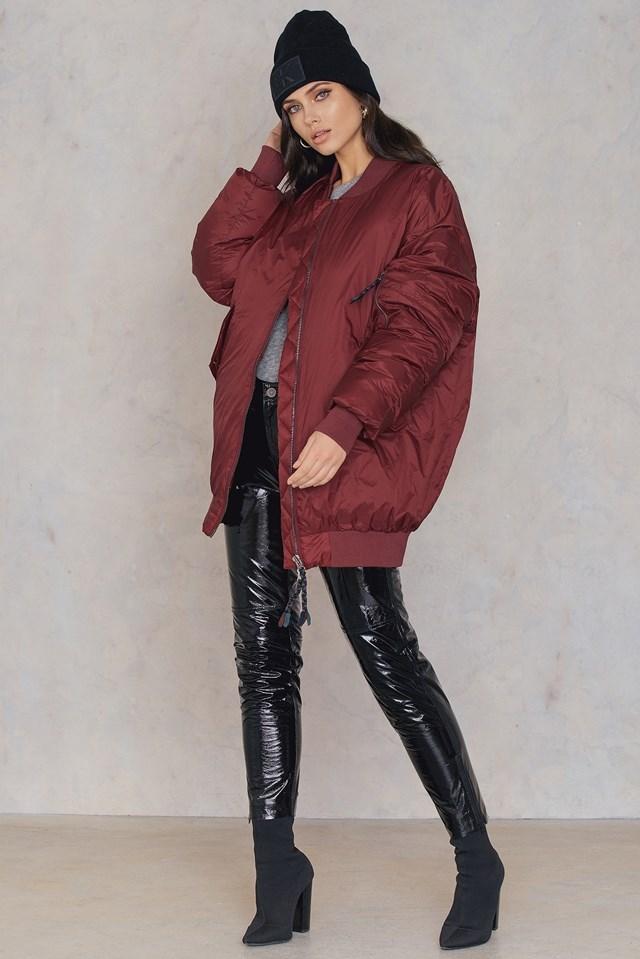Oversized Winter Jacket