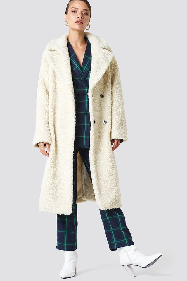 Big Collar Teddy Coat