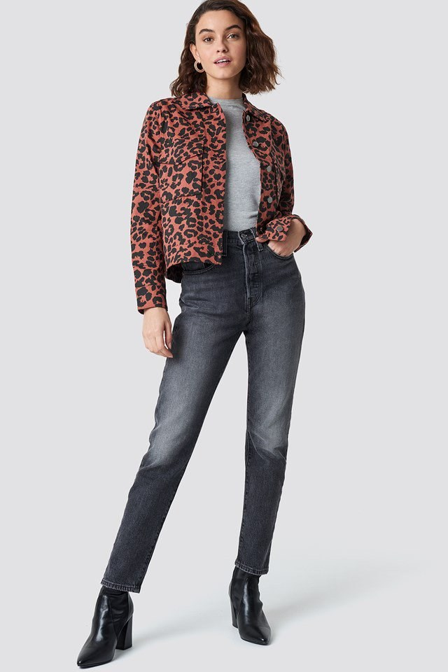 Leo Jacket Outfit