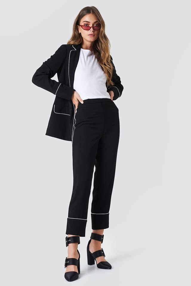 Oversized Suit Outfit