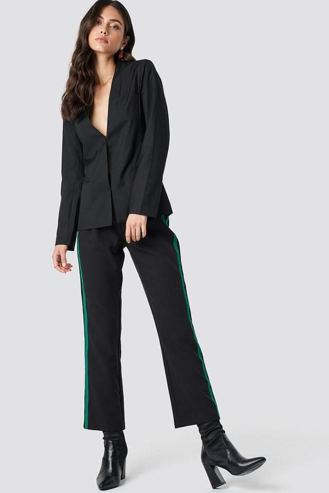 Dress Up Blazer Outfit