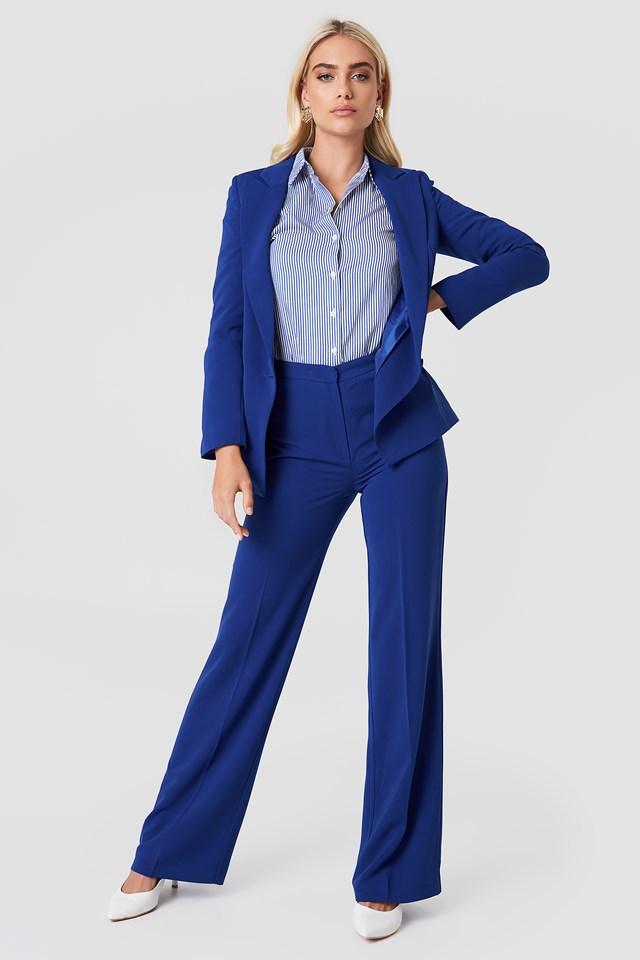 Royal Blue Blazer