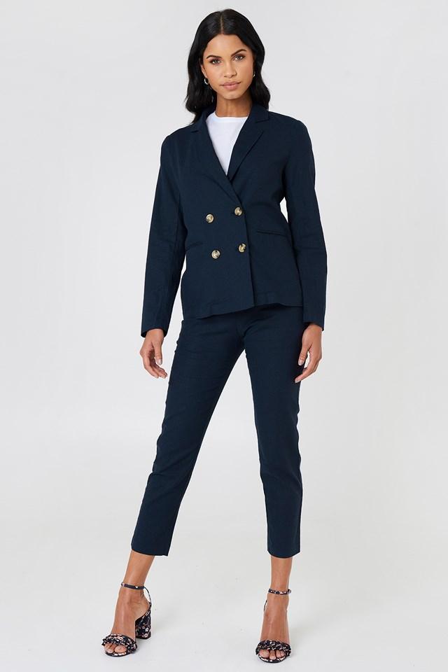 Nautical Styled Blazer