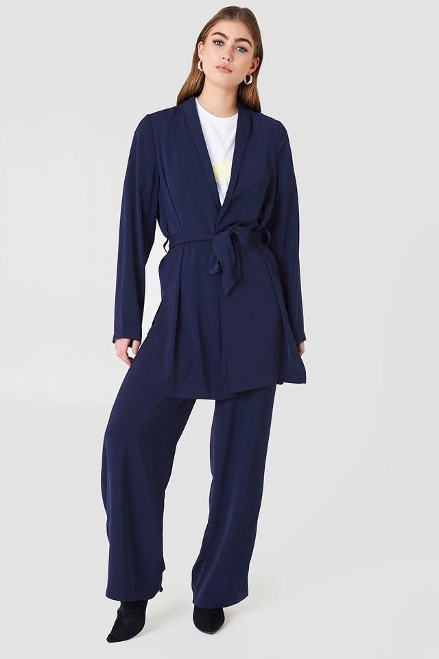 Jacquard Suit Outfit