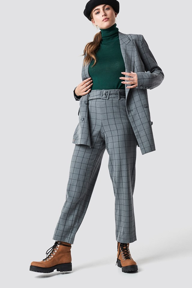 Urban Blazer Set Outfit