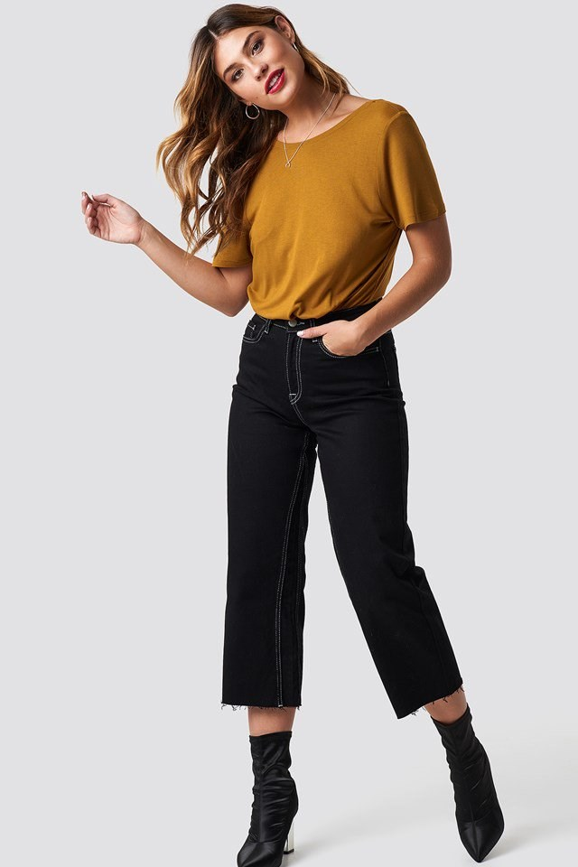 Casual T-shirt Outfit