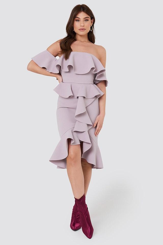 Off Shoulder Dress Outfit