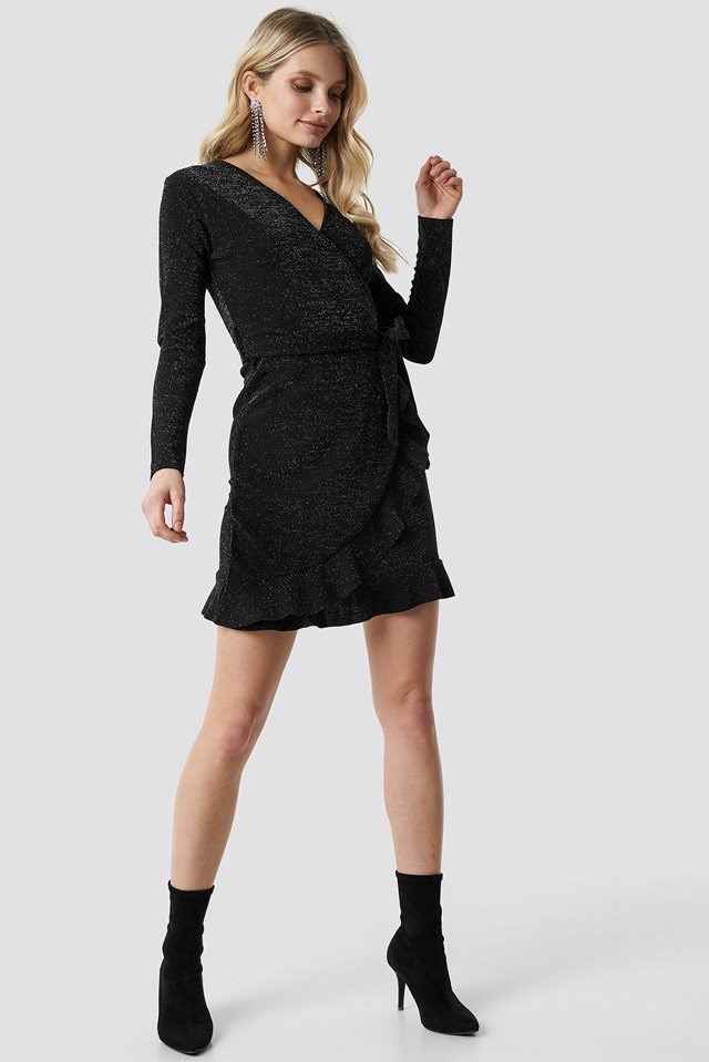 Erna Dress Black Outfit
