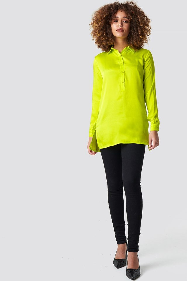 Yellow shirt Outfit