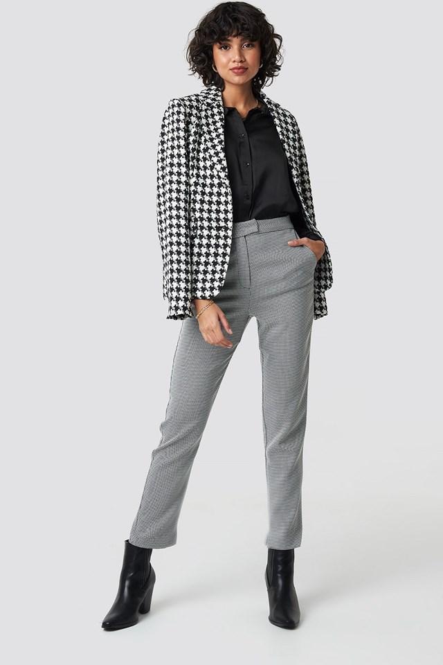 Suit Pants Black outfit