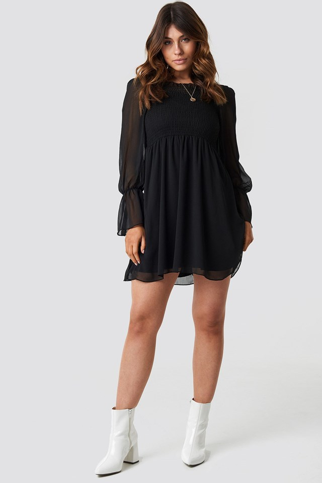 Giped Mini Dress Outfit