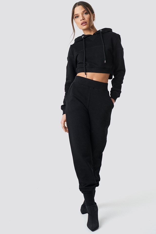 Everyday Sweatpants Outfit