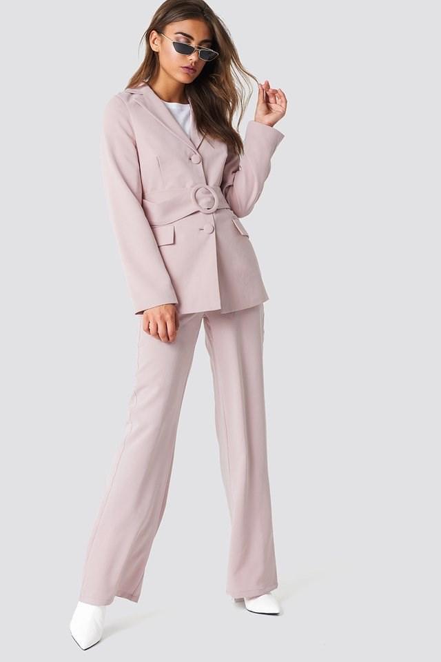 Feminine Suit Outfit