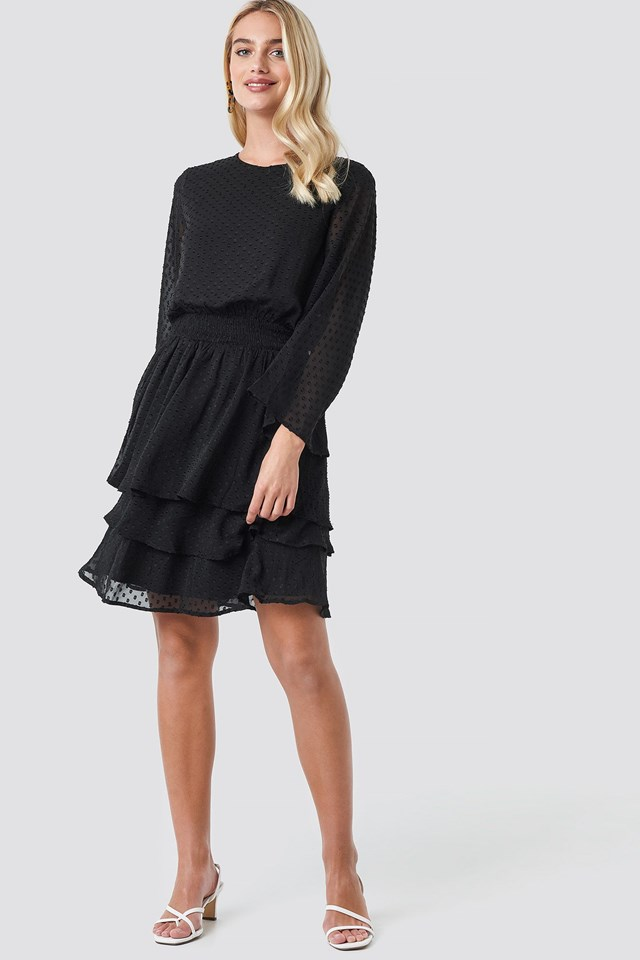 Nicoline LS2 Dress Outfit