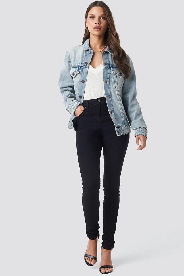 Legit Jacket Hex Blue Blue Outfit