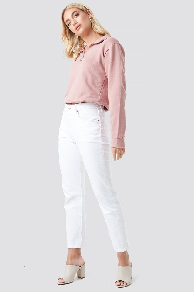 Half Zip Pullover Outfit