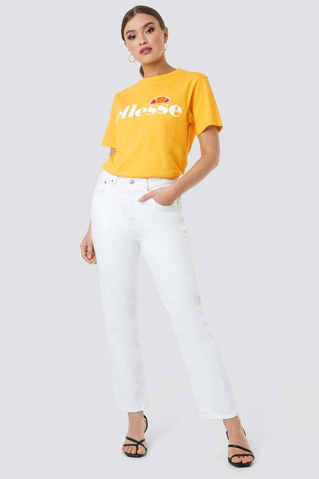 El Albany Tee Outfit