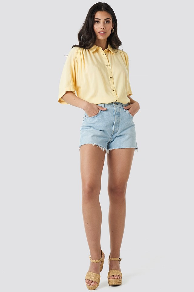 Short Sleeve Shirt Outfit.