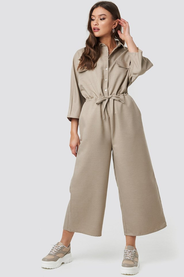 Claudia Jumpsuit Outfit