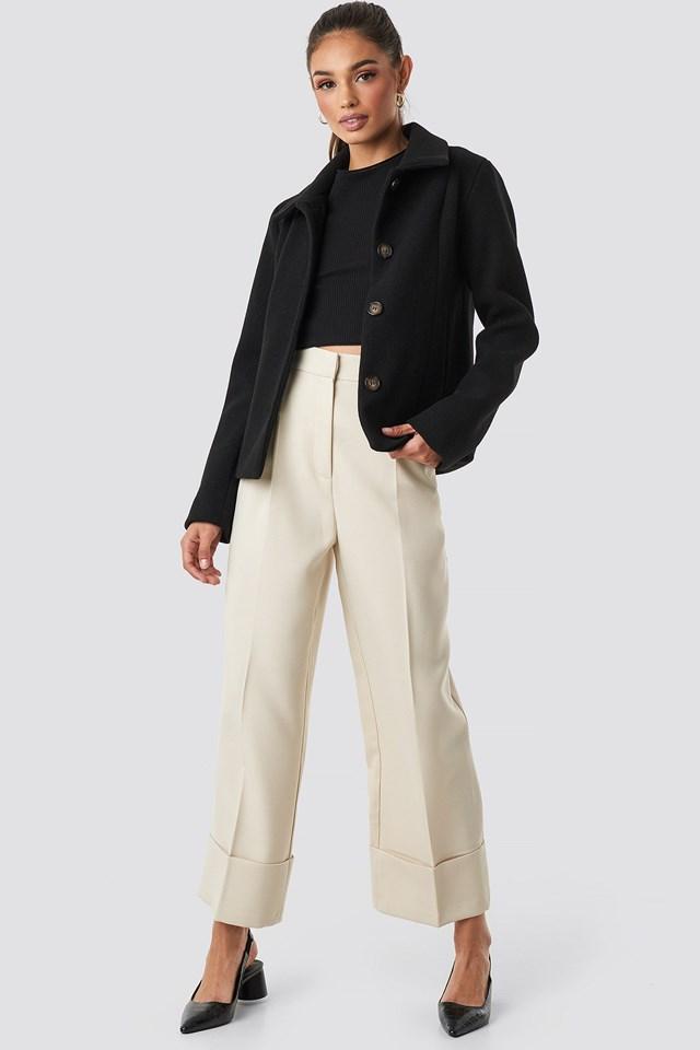 Tuva Short Coat Outfit