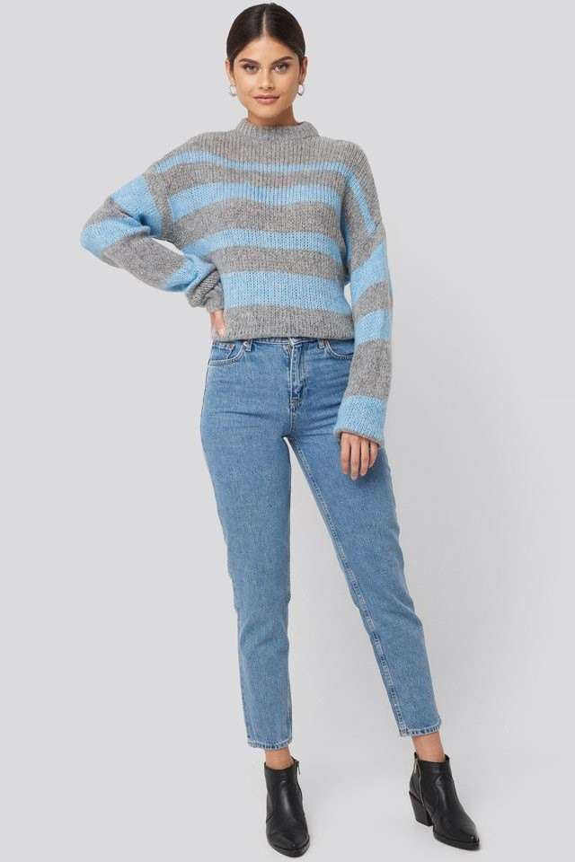 Mom80 Jeans Outfit