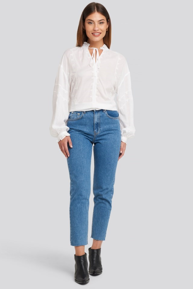 Maria Blouse Outfit.