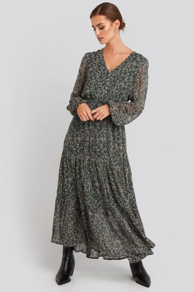 Liberty Dress Outfit.