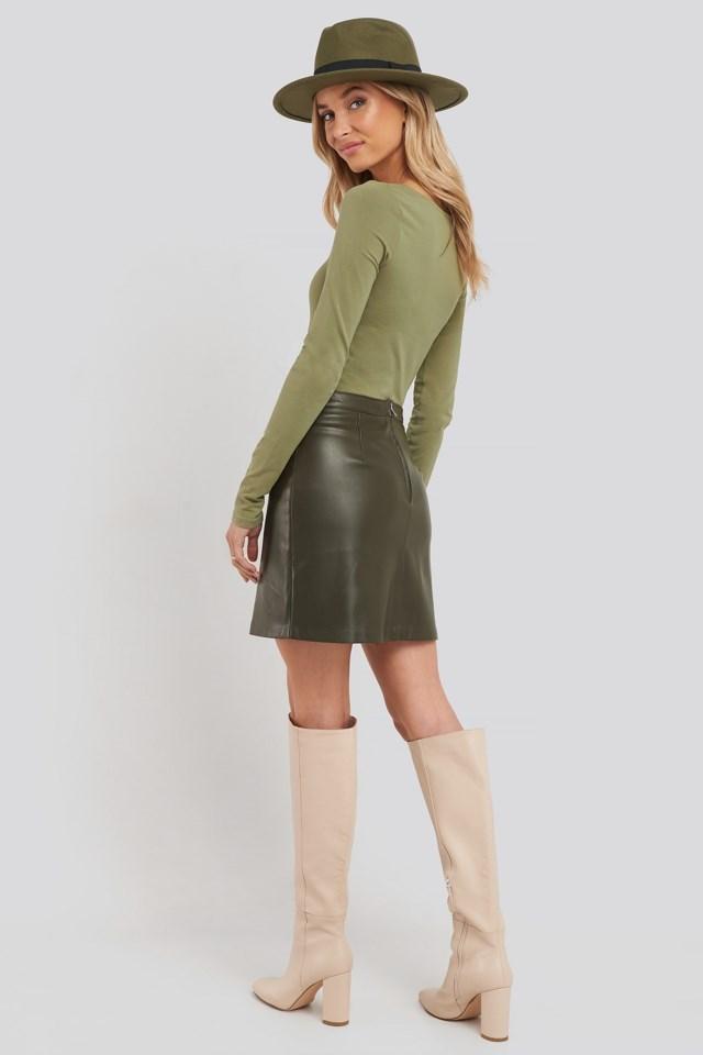 Dolman Glittery Mini Dress Outfit.