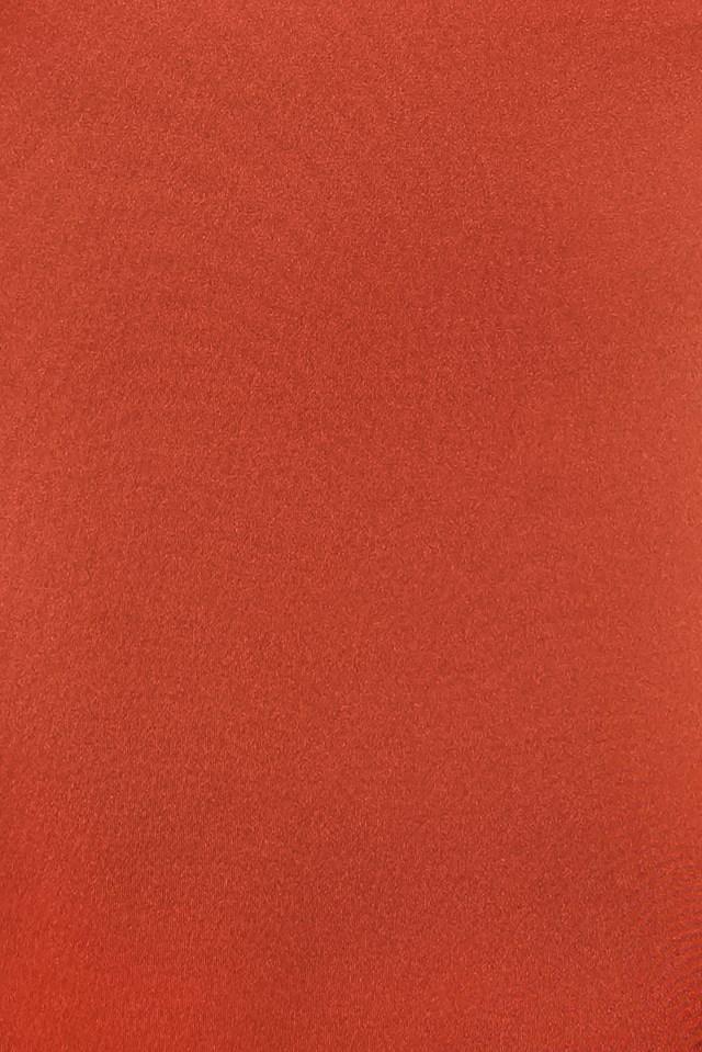 Back Detailed Swimsuit Cinnamon