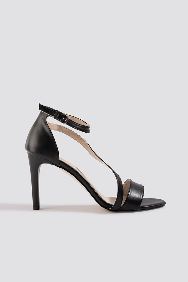 Kadin High Heels Black