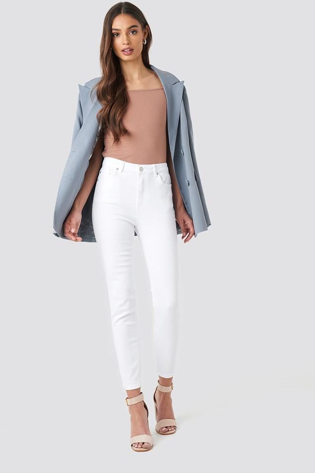 Milla High Waist Jeans Trendyol