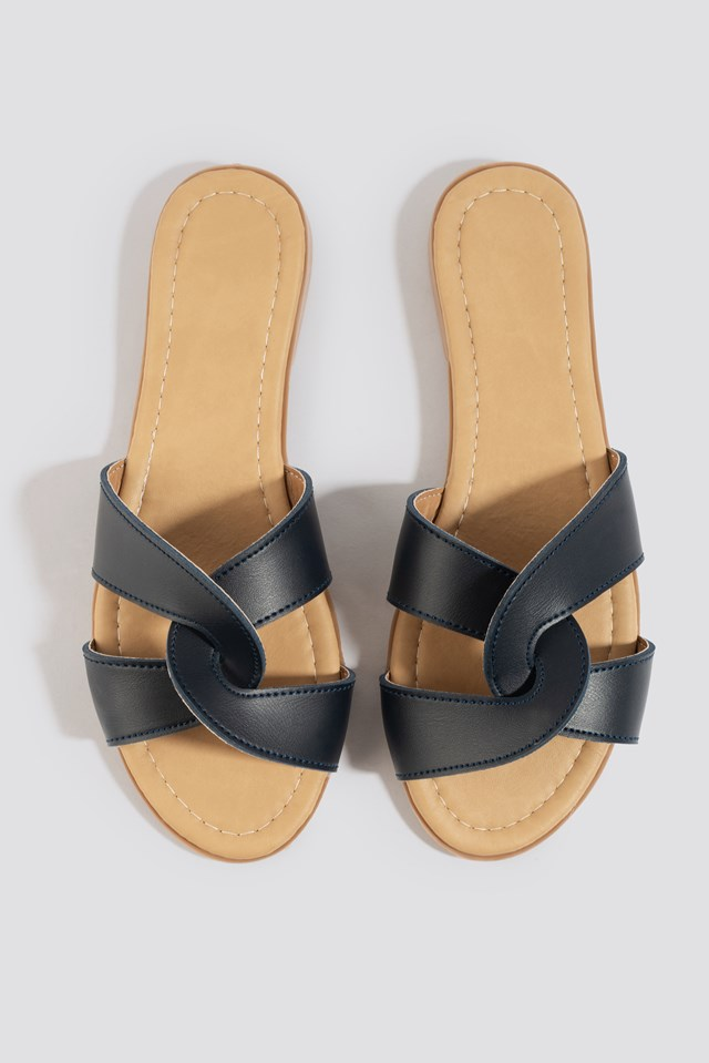 Milla Slippers Trendyol