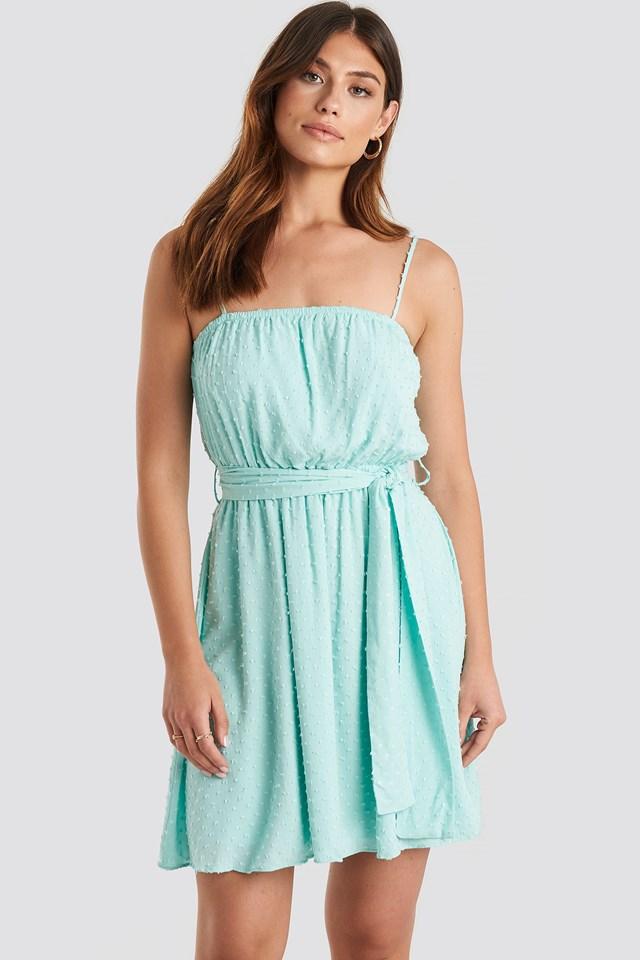 Mini Strap Mini Dress Trendyol
