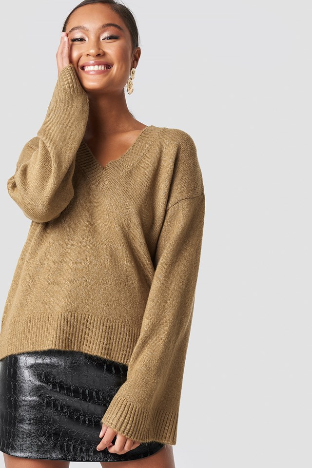Erin Sweater XLE the Label